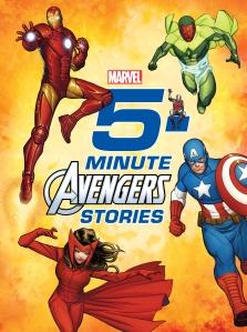 5 min avengers