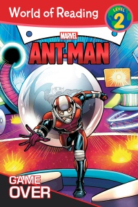 Ant-Man Art